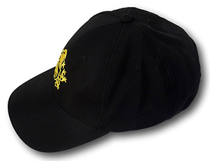 Black Baseball Cap From Australia