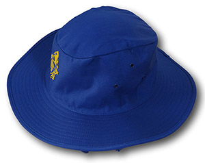 Royal Blue Akubra Hat From Australia