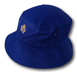 Royal Blue Floppy Sun Hat From Australia