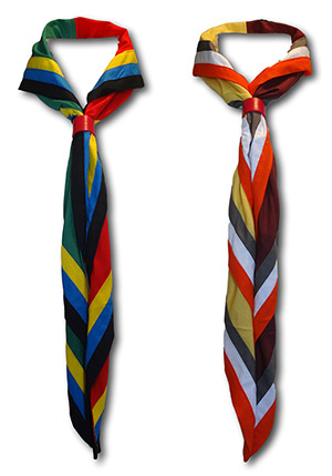 Cub Scout Neckers In Multi Colours