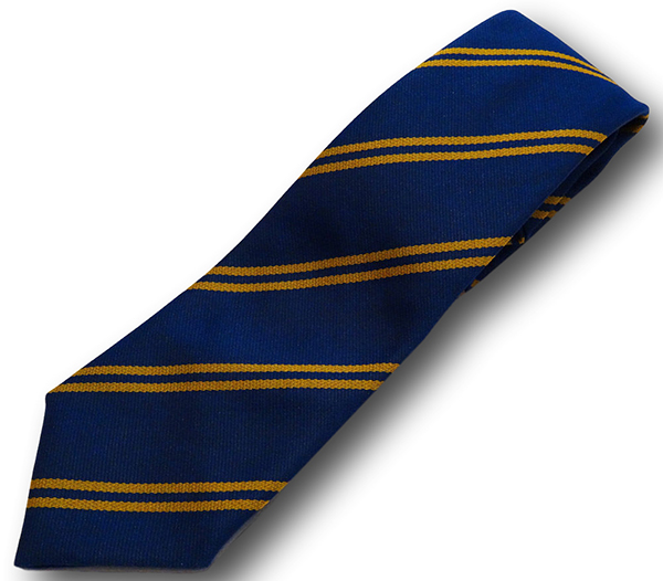 School ties with double narrow stripe double narrow stripe school ties maroon silver royal gold ccuart Gallery